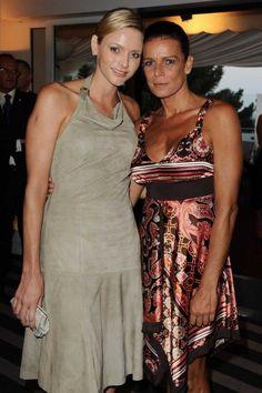 Stephanie and Charlene