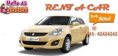 Rent a Car at very low price...