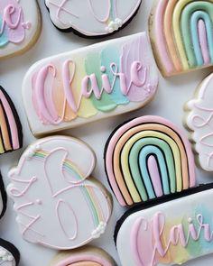 Cookies For Kids, Fancy Cookies, Iced Cookies, Cut Out Cookies, How To Make Cookies, Cake Cookies, Cupcakes, Cookie Icing, Royal Icing Cookies
