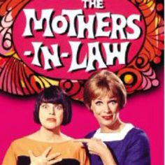 Funny tv show  OMG i forgot all about this one.  Their kids got married and the mother's moved in to houses on either side.  It was pretty funny.  Eve Arden (she was the priciple in Greese) and Kay Ballard