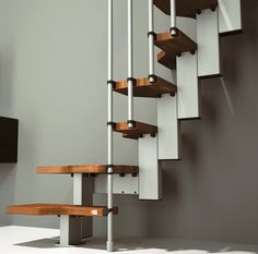 compact loft stairs - Google Search