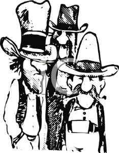 Cowboy Cute Western Clipart Free Clipart Images