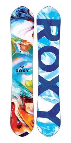 Banana Smoothie EC2 149 Snowboard for women by Roxy