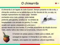 Diário de um Gaúcho Grosso: O CHIMARRÃO
