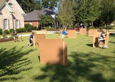 NERF War Party | Nerf or dodge ball war - for outside or inside