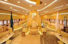 New private jet