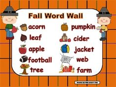 1000 Images About Preschool Word Walls On Pinterest