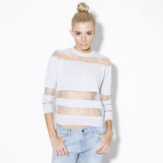 General Pants Co | Blog #maurieandeve GREY STYLIN JUMPER