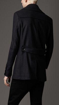 Pea coat