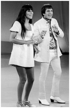 I loved the Sonny & Cher Show when I was very little.