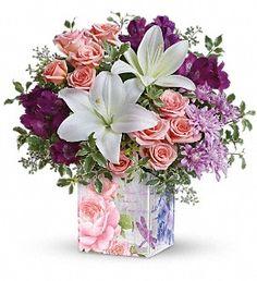 Teleflora's Grand Garden Bouquet in Apple Valley CA, Apple Valley Florist