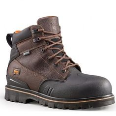 0A11RO214 Timberland PRO Men's Rigmaster XT WTP Safety Boots - Brown www.bootbay.com