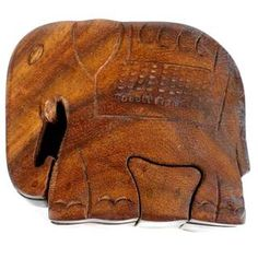 Shop for Handcrafted Sheesham Wood Elephant Puzzle Box (India). Free Shipping on orders over $45 at Overstock.com - Your Online World Jewelry Outlet Store! Get 5% in rewards with Club O!
