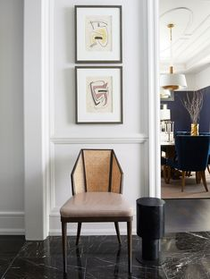 This home is a very special new-build project designed by award-winning Elizabeth Metcalfe Interiors . As you flip through the imag...