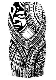 Fancy Polynesian Tattoo Half Sleeve Designs 82 On Cute Tattoo Designs with Polynesian Tattoo Half Sleeve Designs