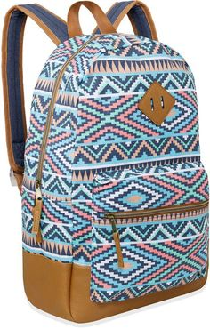 Window & Home Decor, Bedding, Clothing & Accessories Backpacks For Teens School, Backpack For Teens, Black School Bags, Cute Backpacks, Teen Backpacks, Leather Backpacks, Leather Bags, Cute Bags, Vera Bradley Backpack