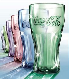 Coca Cola Can Glasses Mcdonalds