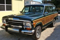 Picture of 1991 Jeep Grand Wagoneer Auto Jeep, Jeep Suv, Jeep Cars, Us Cars, Jeep Wagoneer, Willis Overland, My Dream Car, Dream Cars, Used Jeep