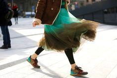 Tutto il meglio dello street style avvistato durante laSettimana della moda diMilano che presenta le collezioni Autunno Inverno 2016-17.