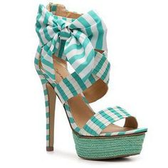 Zigi Soho Khloe Striped Sandal