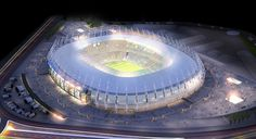 Fortaleza - Estádio Castelão