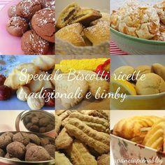 The Bimby Pasticciotto from Lecce or Puglia is a delicious shortbread filled with delicious custard. Biscotti Cookies, Cupcake Cookies, Mini Desserts, I Companion, Plum Cake, Finger Foods, Italian Recipes, Cookie Recipes, Buffet
