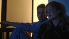 Dan Stevens and Rachel Keller in Legion (2017)