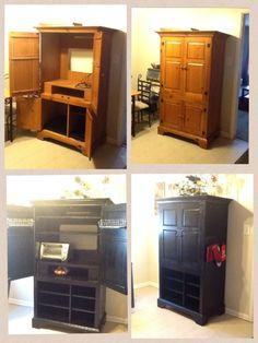 turned my armoire into a pantry  kitchen organizationkitchen storagekitchen     7 ways to organize your entire home with antiques   kitchen trends      rh   pinterest com