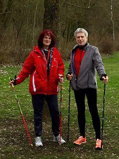 NORDIC-WALKING-IMPRESSIONEN MÄRZ 2016 #März | #Natur | #Jahreszeiten | #Gesundheitssport | #Nordic_Walking | Walking und Nordic Walking sind von der Bewegungsart und von den Trainings- und Gesundheitseffekten dem Skilanglauf ähnlich bzw. sehr ähnlich, lassen sich aber überall und das ganze Jahr über durchführen. Bericht auf www.Laufinstinkt.de. Nordic Walking, Sport, Cross Training, South Africa, Germany, Leather Jacket, Fitness, Fashion, Cross Country Skiing