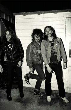 Picture of Today motherfuckers, Enjoy! Motörhead Lemmy the Only God