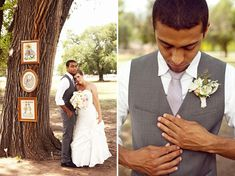 From Oklahoma DIY Wedding For Book Lovers: Rebecca + Lucas; how I imagined my groom dressed