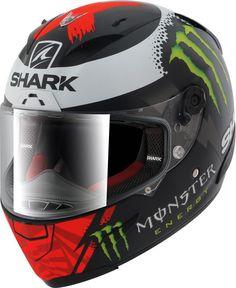 Draw 2 Shark Race-R Pro Lorenzo Monster Mat 2017 Helmets costed - World War Riders Helmets, World War, Shark, Racing, Draw, Sharks, Auto Racing, To Draw, Motorcycle Helmet