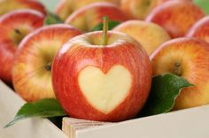 It's National Eat a Red Apple Day! What's your favorite variety? Did you know that eating an apple a day can help regulate blood sugar, cholesterol, the digestive tract? Apples also have anti-cancer, anti-asthma benefits. Here are other healthy snack ideas.