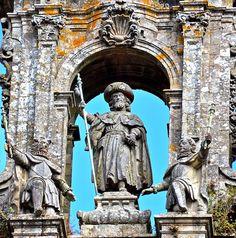 """El Camino de Santiago desde Asturias: """"Pedrouzo - Santiago de Compostela"""""""