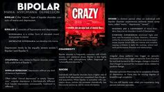 Quick and Easy #Bipolar_Basics, #Crazy A Creative and Personal Look at mental Illness, www.adamsplacecrazy.org