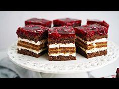 Ciasto MALINOWA KSIĘŻNICZKA z masą krówkową – Zapraszam na nowe, pyszne ciasto w Małej Cukierence. Ciasto wygląda fantastycznie, jest bardzo smaczne, nie jest za słodkie. Maliny dodają orzeźwiającego smaku i wszystkie smaki... Tiramisu, Easter, Communion, Breakfast, Ethnic Recipes, Youtube, Kuchen, Morning Coffee, Easter Activities