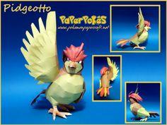 Pokemon papercrafts