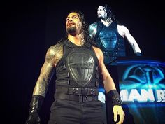 #USChamp #RomanReigns gazes out into the #RomanEmpire in #WWEColoradoSprings.