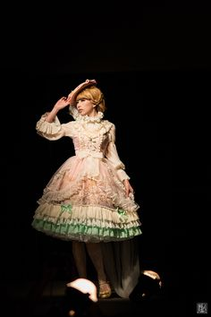 Kick The Tires and Light The Fires Big Daddy! (homemiro:   R-SERIES Lolita Fashion Runway in PMX...)