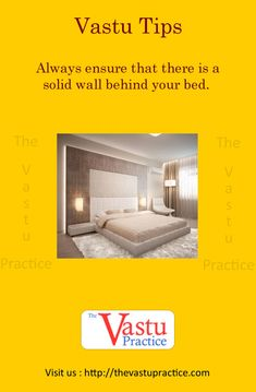 Always ensure that there is a solid wall behind your bed. Box beds are not recommended but due to paucity of space in modern house, they are being used. It is important that only soft clothes and bedsheets, pillows etc are stored in the box bed. Definitely no metal or electrical appliances should be stored in the box bed.