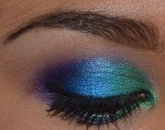 #Makeup Trendy Makeup Ideas - Smokey Eyes : Easy Colorful Makeup! #browneyes #sugarpill #NYX #makeup #makeupideassmokey