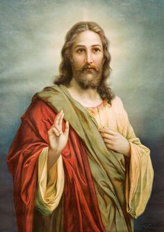 Jesus Meme, Catholic Pictures, Pictures Of Jesus Christ, Jesus Images Hd, Bing Images, Image Jesus, Jesus Christus, Jesus Painting, Jesus Art