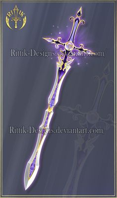 King's Oath sword (OPEN) Offer your price! by Rittik-Designs on DeviantArt