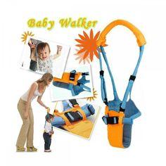 Fungsi Baby moonwalk : * Membantu anak untuk berjalan dengan nyaman dan aman. * Dirancang untuk ukuran bayi yang berada dalam tahap berjalan. * Mencegah sakit punggung orang tua karena harus mengajari si Kecil untuk berjalan. *max sampai berat 35kg Size : 66x31cm  Rp 65.000