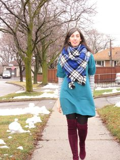 The Frugal Fashionista: Comfy, Cozy and Cute
