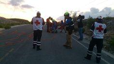 Protección Civil Nuevo León, Santa Catarina y Cruz Roja Mexicana Delegación Monterrey. Casco EOM, Guantes Impact Ringers Gloves, Canastilla de Rescate y Equipo Petzl. EMS México     Equipando a los Profesionales