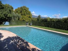 maybe - Caromb house rental - Large private pool with beautiful views
