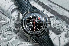 vintage Le Jour chronograph