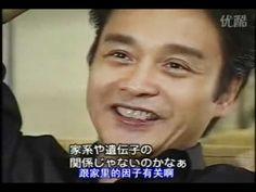 2001年張國榮日本宣傳《戀戰沖繩》(上)