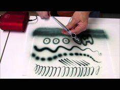 Airbrush Taart